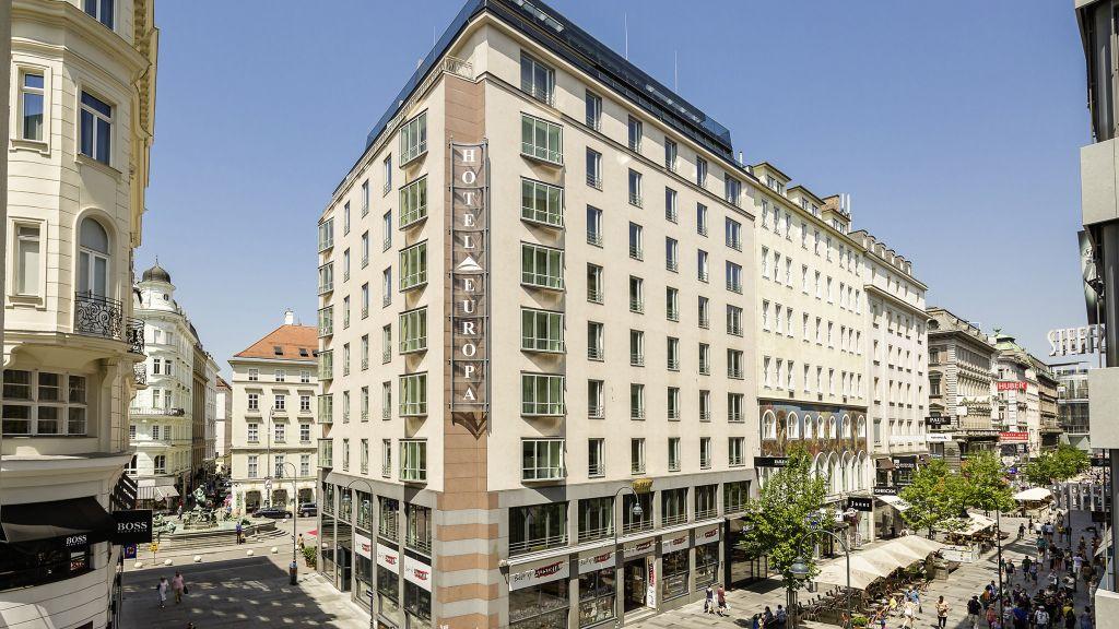 Sterne Hotel In Wien Zentrum