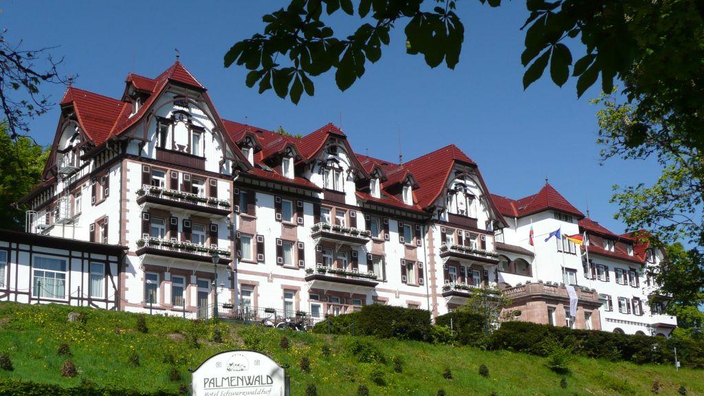 Sterne Hotel In Freudenstadt