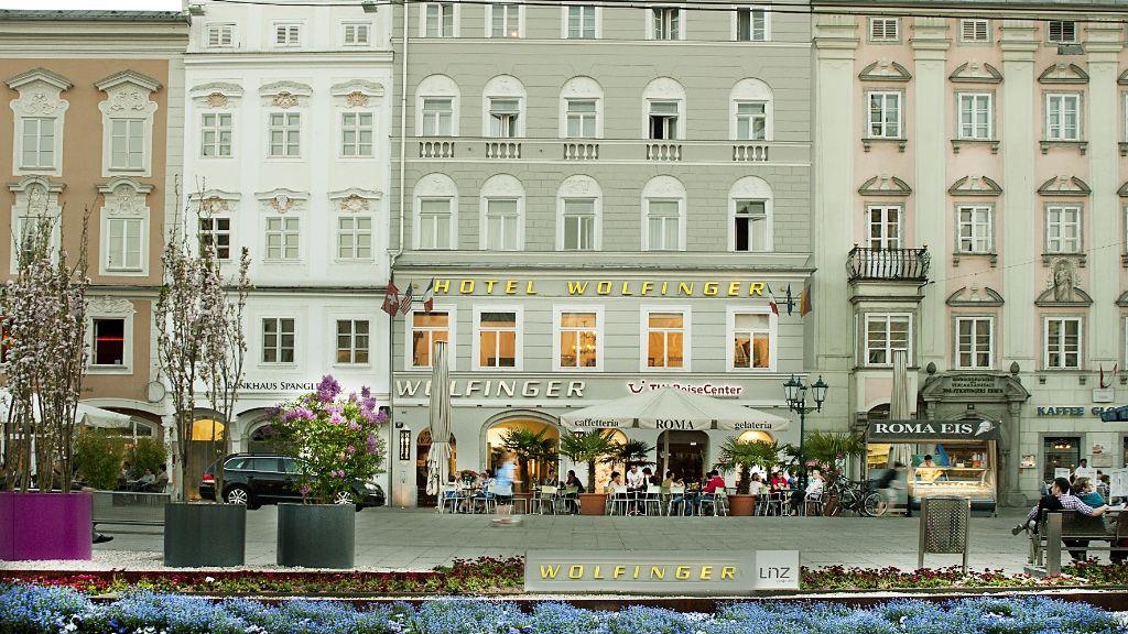 Hotel Wolfinger Linz
