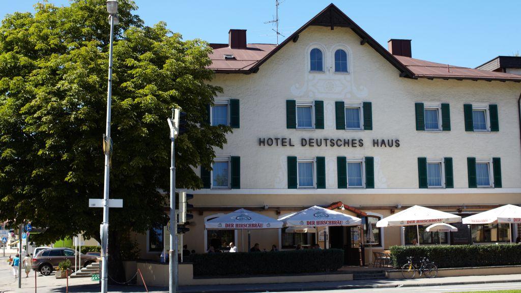 Deutsches haus sonthofen 3 sterne hotel tiscover for Hotels in sonthofen und umgebung