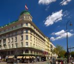 Außenansicht Hotel Bristol a Luxury Collection Hotel Vienna