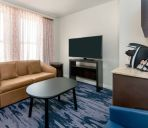 Suite Fairfield Inn & Suites Atlanta Downtown