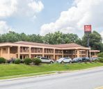 Außenansicht Econo Lodge Atlanta Airport East