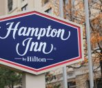 Außenansicht Hampton Inn by Hilton Toronto-Mississauga West