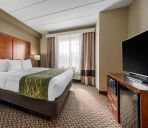 Zimmer Comfort Inn and Suites Wildwood - The Vi