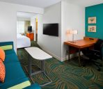 Suite SpringHill Suites Orlando Lake Buena Vista in Marriott Village