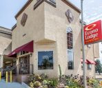 Außenansicht Econo Lodge Inn and Suites Fallbrook Dow