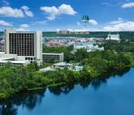 Außenansicht Wyndham Lake Buena Vista Disney Springs Resort Area