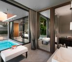 Zimmer mit Poolblick Aleenta Phuket - Phang Nga Resort & Spa