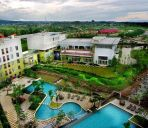 Außenansicht Aston Bogor Hotel and Resort
