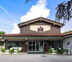 Außenansicht Best Western Plus Modena Resort