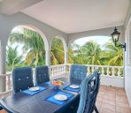 Zimmer mit Terrasse Caribbean Sea View Holiday Apartments