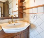 Badezimmer Il Casale delle Ginestre Bed & Breakfast