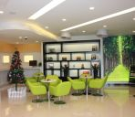 Hotelhalle Vatica International Tourist Resort Huaxia Road Metro Station (Domestic only)