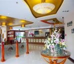 Hotelhalle GreenTree Inn Taicang Baolong Square Express Hotel (Domestic only)
