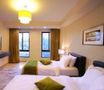 Zimmer City Rose Hotel Suites