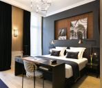Business-Zimmer Hotel Square Louvois
