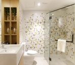 Badezimmer Sweetome Boutique Apartment Shanghai East Nanjing Road