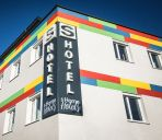 Außenansicht sHome Hotels Smart Graz Business Hotel
