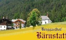 Berggasthof Bärnstatt Scheffau am Wilden Kaiser