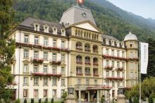 Lindner Grand Hotel Beau Rivage Interlaken