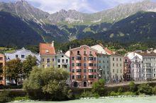 Mondschein Innsbruck