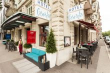CASCADA Swiss Quality Hotel Lucenre - Sitzerland's Essence