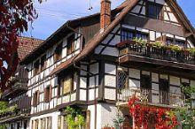 Stollen Schwarzwaldhotel Gutach im Breisgau
