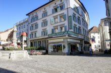 Wilden Mann Romantikhotel Luzern - die Essenz der Schweiz
