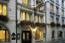 Wilden Mann Romantikhotel Lucerna - esencja Szwajcarii