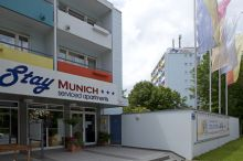 StayMunich Apartments Monaca di Baviera