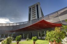 Panoramic Hotel Plaza Abano Terme