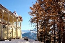 Schatzalp Mountain Resort Davos
