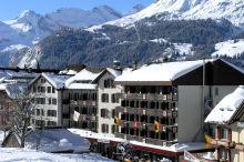Sunstar Alpine Hotel Wengen Wengen