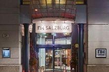 NH Salzburg City Città di salisburgo