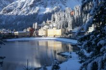 Posthotel Arosa Holiday Villa Arosa