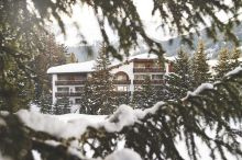 Arabella Hotel Waldhuus Swiss Quality Davos