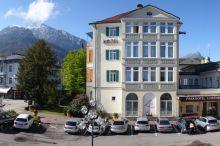 Luisenbad Parkhotel Bad Reichenhall