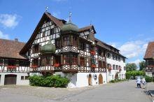 Drachenburg und Waaghaus Tägerwilen