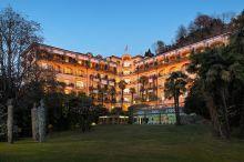 Grand Hotel Villa Castagnola au Lac Lugano