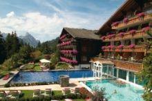 Wellness- & Spa-Hotel Ermitage Gstaad-Schönried