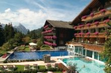 Wellness- & Spa-Hotel Ermitage Gstaad-Schönried