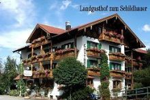 zum Schildhauer Land-gut-Hotel Halfing