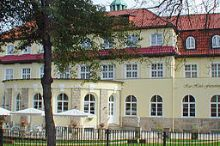 Kurhotel Fürstenhof Blankenburg (Harc)