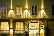 K+K Hotel Maria Theresia Vienne