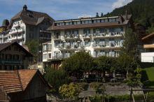Romantik Hotel Schönegg Wengen