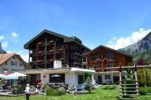 Hotel Blümlisalp Kandersteg