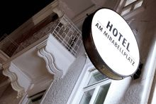 Hotel am Mirabellplatz Salcburk