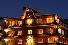 Gasthof Hirschen kunst.hotel