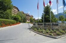 Grand Hotel Park Gstaad